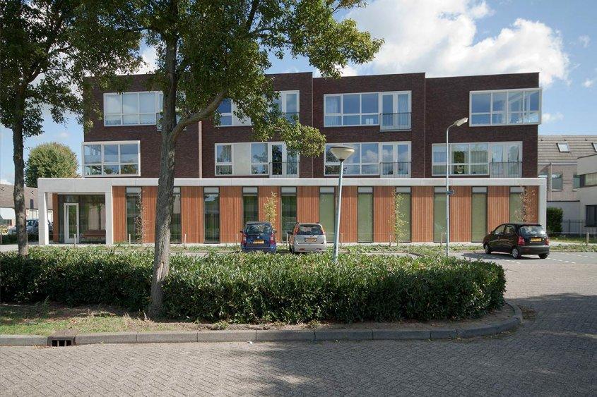 woningbouw-gestapeld-appartementen-sociaiteit-Rosmalen-1